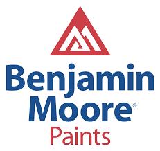 benjamin moore paints logo