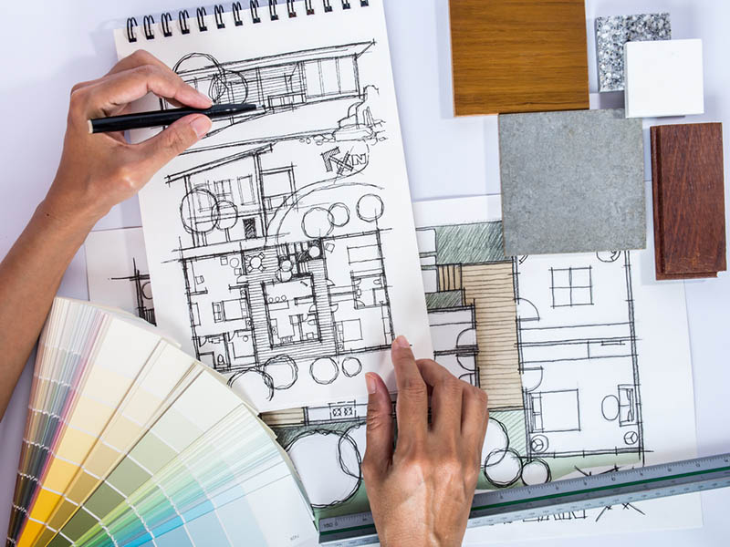a home remodeling contractor