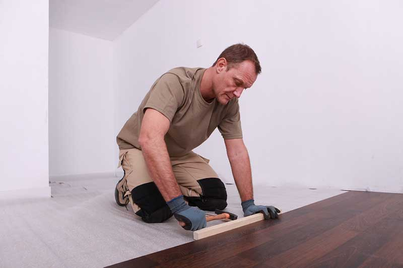 a flooring installer in woodland hills