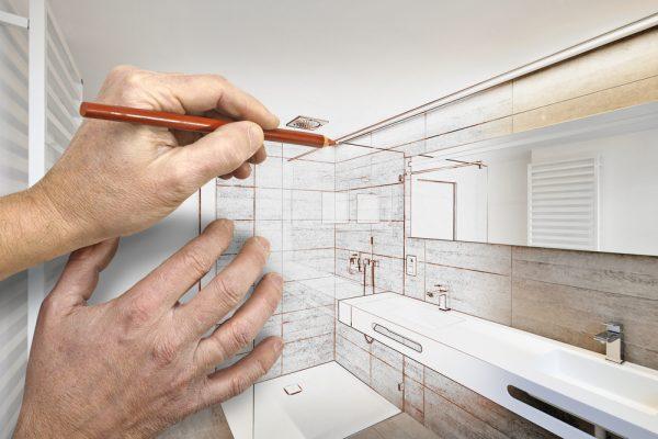 expert contractor for bathrooms in encino